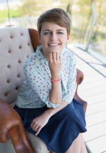 """Liliana Poszumska, współautorka książki """"Toros bravos sueltos, czyli podróże pewnego małżeństwa"""""""