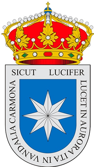 Herb miasta Carmona