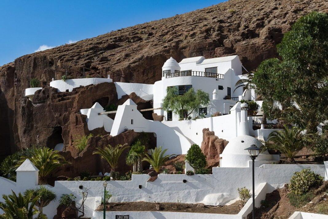 LagOmar - Rezydencja na Lanzarote z