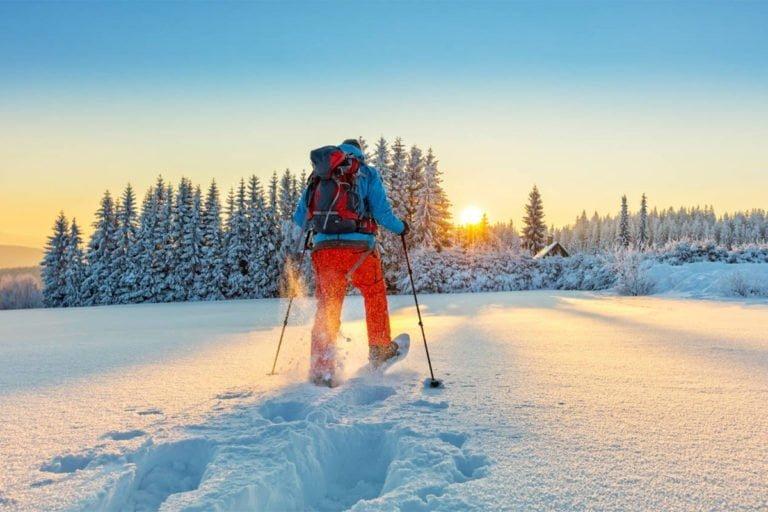 Jak ubrać się na zimowe górskie przygody outdoorowe?