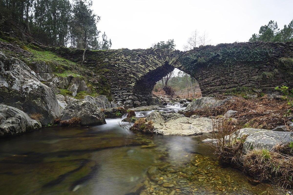 Puente de los Machos - most z XIII wieku