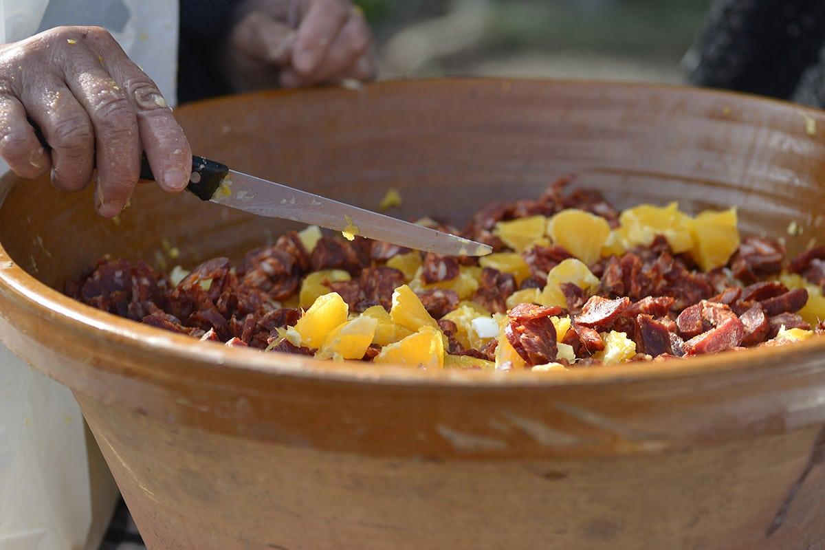 Sałątka cytrynowa - tradycyjne danie