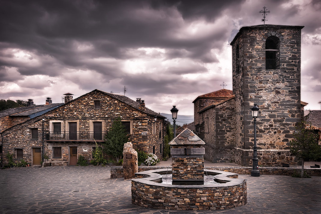 Czarne wioski Guadalajary