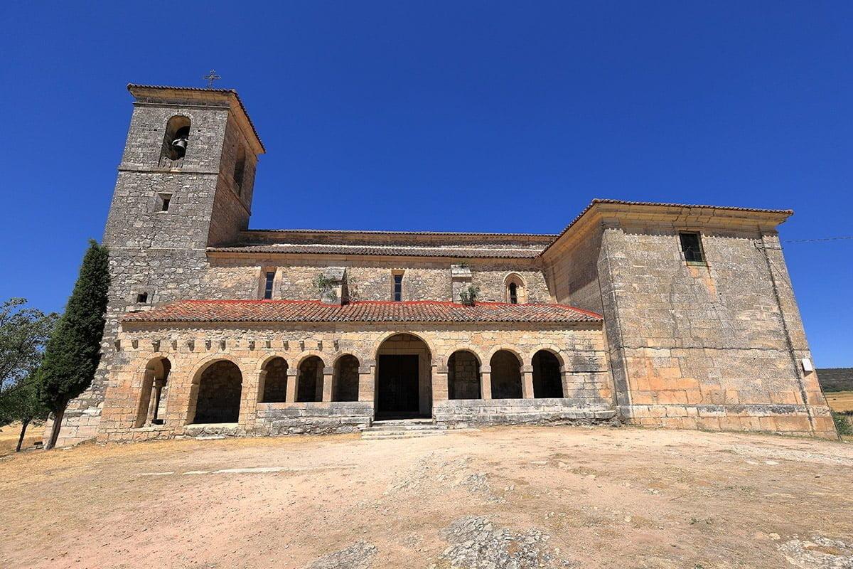 Kościół Nuestra Señora de la Asunción w Tamajón