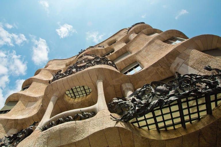 Urlop śladami twórczości Gaudiego