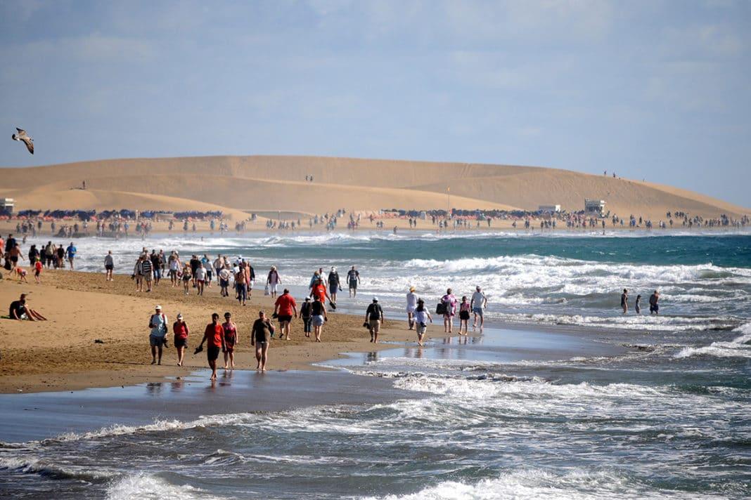 Plaże na Gran Canarii