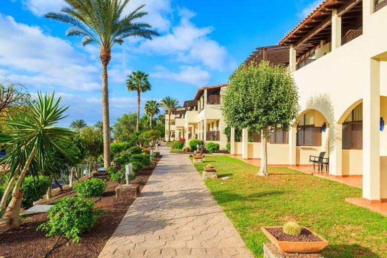 Fuerteventura – Hotele przy plaży, tanie noclegi i hotele przyjazne dzieciom