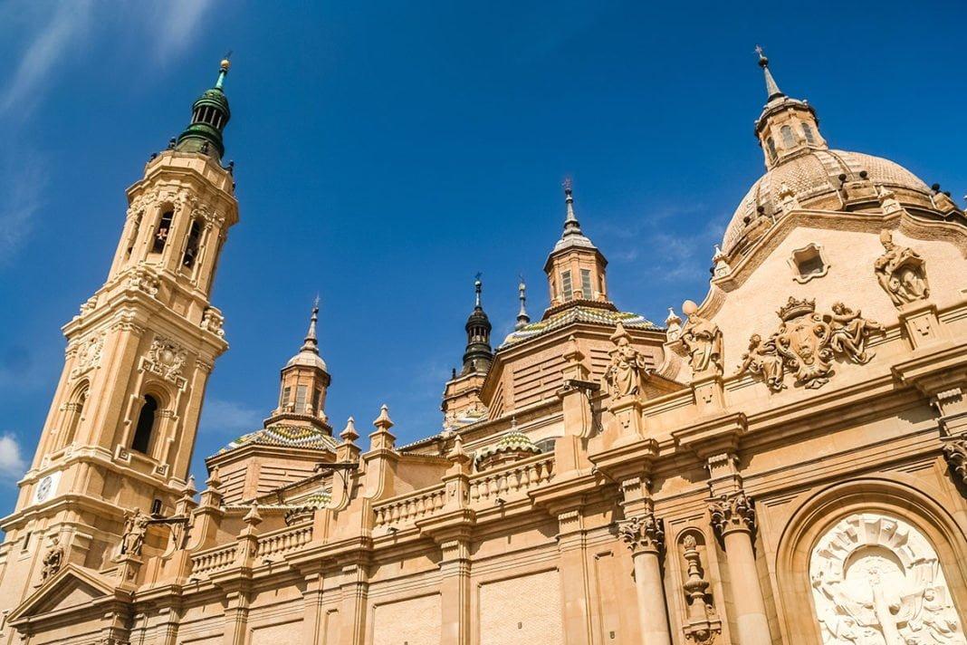 Mudejarowa Architektura Aragonii - Kopuła katedry w Saragossie