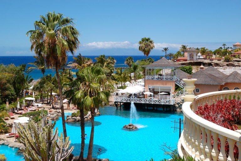 Teneryfa – Najlepsze hotele, tanie noclegi i hotele przyjazne rodzinom